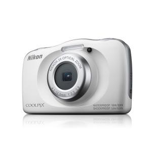 니콘 정품 쿨픽스 W150 화이트 방수카메라