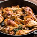 에어프라이어 치킨 떴닭 로스트 1kg 1+1+1 /100%국내산