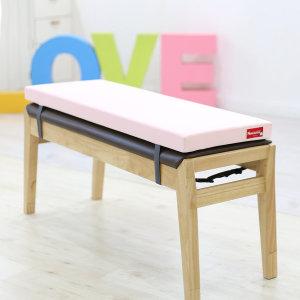 벤치형75 피아노의자방석 긴의자방석 벤치의자방석