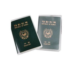 여권커버 투명여권케이스 여권지갑 여권케이스