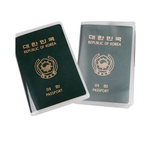여권케이스 투명케이스 여행