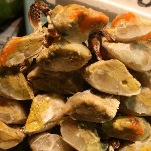 가락시장 직판 국산 절단숫게 1kg 3~5마리 (냉동)