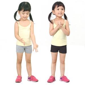 유아 여아 아동 속바지 3900원 블루머 나시 집업 양말