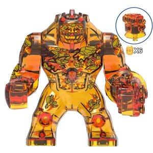 중국 레고 피규어 어벤져스 아이언맨 헐크버스터 - BB