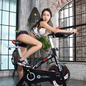 실내자전거 스핀바이크 스피닝 사이클 18kg 네이비
