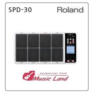 뮤직랜드 ROLAND SPD-30 SPD30 전자 퍼커션 OCTAPAD