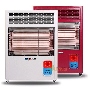 원적외선 온풍히터/스탠드형/HV-3200F /3200W/전기히타