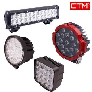 LED 써치라이트 차량용 서치 화물차 작업등 안개등