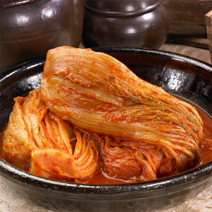 무명김치 전라도 묵은지 2KG 맛있는 신김치 묵은김치