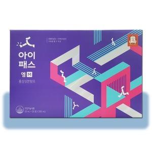 정관장 아이패스 M 엠 30포 / 중학생 홍삼 / 당일발송