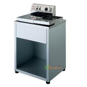 전기튀김기DS100/도장1구형 /대형튀김기/업소용튀김기