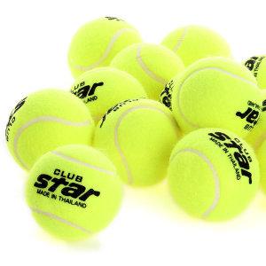 스타스포츠 클럽 테니스공 무압구 테니스 연습구