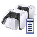 PS5 듀얼센스 듀얼 차저 JTP5-101 충전 거치대 +사은품