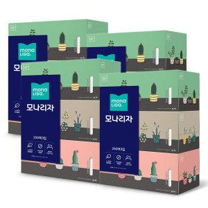 미용티슈 (250매3입)X4개 화장지 휴지