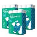에코모먼트 화이트3겹(22M30롤)X3개 화장지 휴지