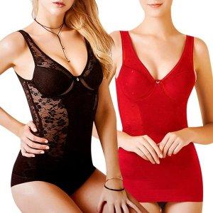 보정속옷 올인원 체형보정용 니퍼 복대 여성속옷 치마