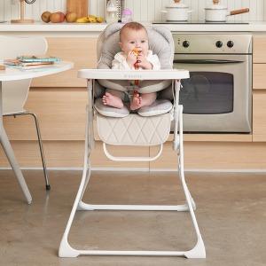 라이트 하이체어 유아식탁의자 아기의자