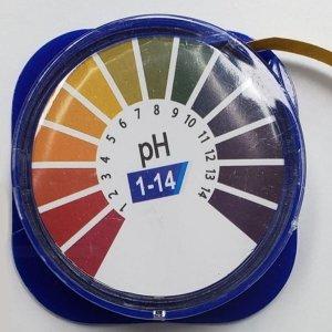 PH시험지롤타입 (1-14) KC인증제품 ph페이퍼