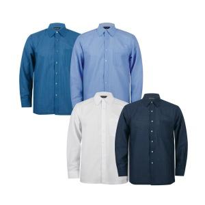 남성 시원한 썸머울 셔츠 남방 LS03 봄여름 국내제작