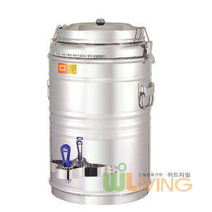 보온보냉물통20호 /보온물통/대형물통/스텐물통/온수통