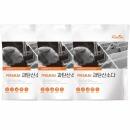 고급과탄산소다 500g 3개 무형광무방부제 표백제 세제