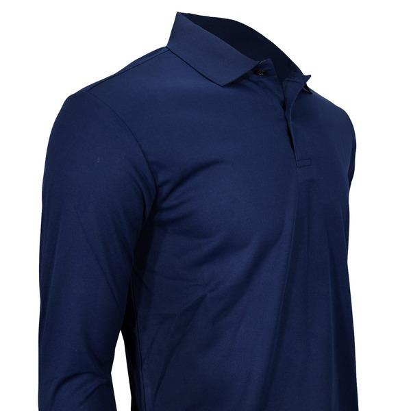 폴트 카라티셔츠 남자 스판 기능성티셔츠 긴팔티셔츠