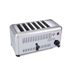 4구 6구 업소용 전문 토스터 토스트 기 기계 호텔조식