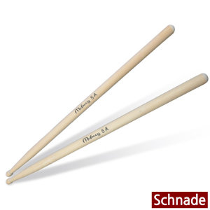 슈네이드 드럼스틱 5A 1조 메이플나무 드럼채