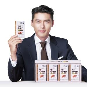 닥터 슈퍼칸 밀크씨슬 4box GIFT 선물세트 (4개월분)