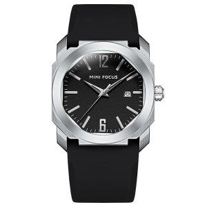 남성 패션 실리콘밴드 남자 손목시계 MF0248G01