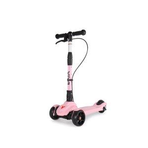 비바 루키 접이식 스쿠터 아동용 3휠 킥보드/핑크DP