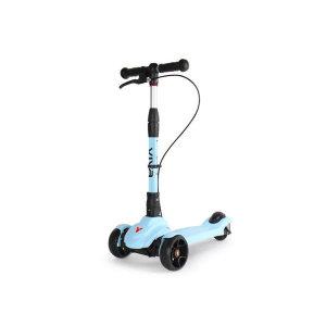 비바 루키 접이식 스쿠터 아동용 3휠 킥보드/블루DP