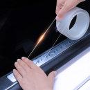 차량용 기스방지 투명 테이프 긁힘방지 스커프10cm