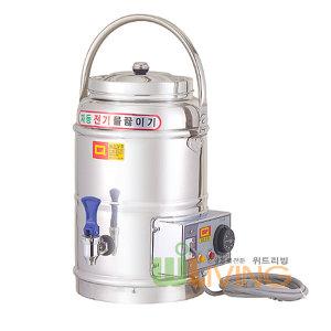전기물통6호 전기물끓이기/대형물통/보온물통