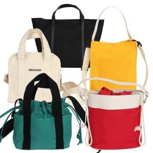 에코백 당일발송 여성가방 숄더백/크로스백/클러치백