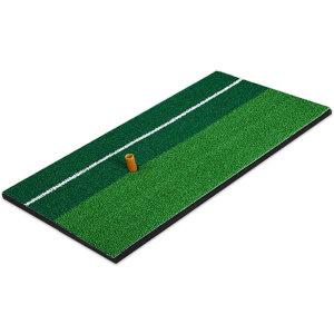 골프스윙연습 고무잔디 스윙매트 실내외 밀착 내구성