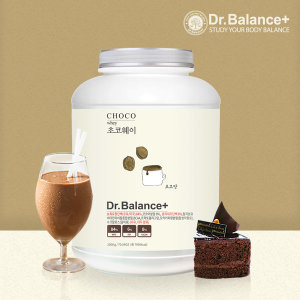 닥터발란스 단백질 보충제 초코웨이 2kg