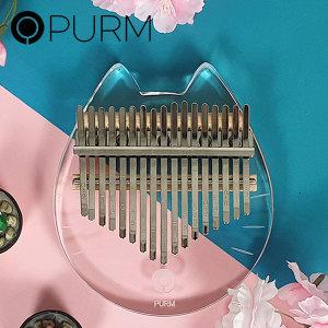PURM 푸름 아크릴 17키칼림바 PR-AC2