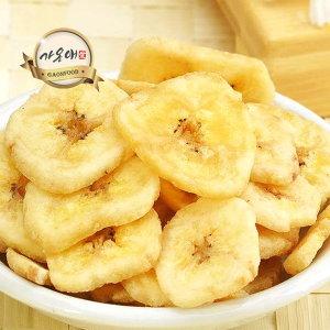 바나나칩 1kg/600g/주전부리/간식/커피땅콩/안주/스낵