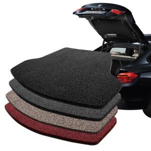 XFIT 트랜디 트렁크매트 블루레이저 커팅 카매트 코일