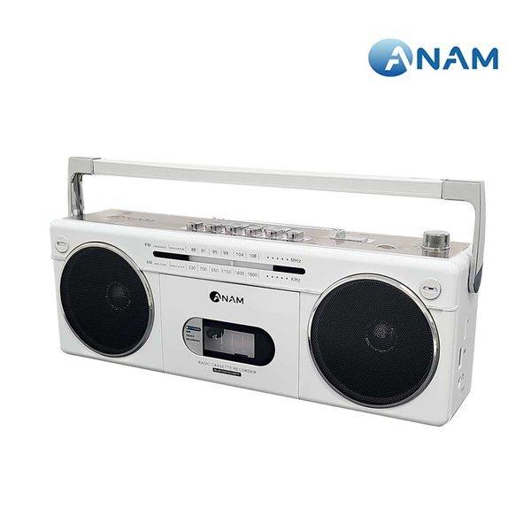 블루투스 휴대용 라디오 녹음기 카세트 MP3플레이어