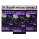 (아이허브) 3개X Sambucol 블랙 엘더베리 시럽 오리지널 포뮬러 230ml 빠른직구