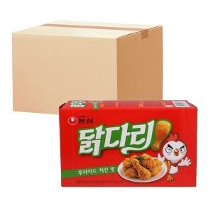 닭다리후라이드 66g 20개 한박스