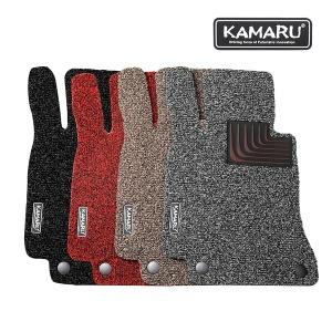 카마루 코일매트 1열+2열 / 자동차매트 카매트