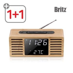 BZ-E2R 휴대용 소형 효도 라디오 LED 탁상용 알람시계