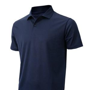레보 남여공용 카라 반팔티셔츠 여름 등산복 작업복