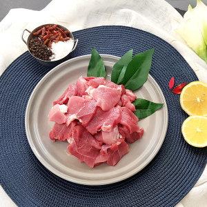 무항생제인증 돼지고기 보쌈용1kg 무료배송