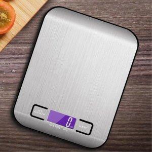 스텐레스 주방 디지털 저울 1g/ 주방용 전자저울 무게