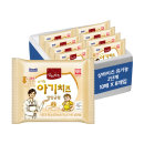 상하 유기농 아기치즈 2단계 18g x 80매