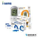 케어센스N 보이스 혈당측정기 +시험지110+솜100+침110